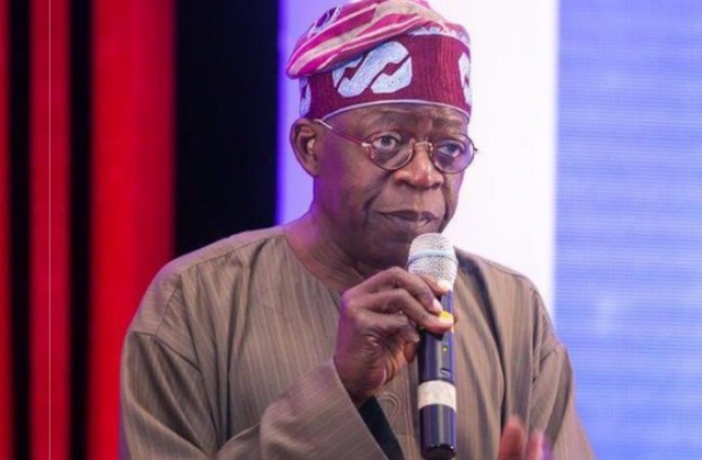 You have made your point, allow government to implement your demands - Tinubu tells #EndSARS protesters