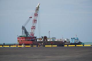 Dukung Pelabuhan Patimban, Disnav Tanjung Priok Siap Pasang  SBNP