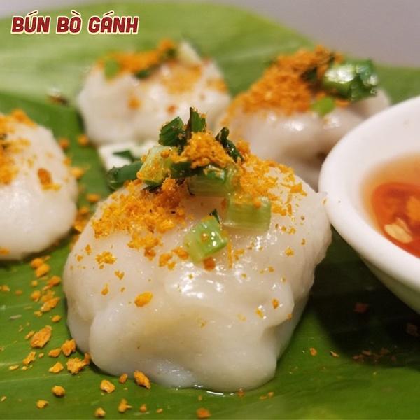 Bánh Ít Trần - Burnt Fat and Scallion Vietnamese Sticky Rice Dumplings