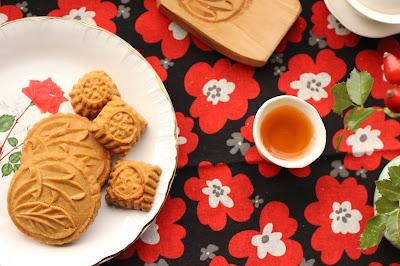 biscuit vegetalien kinako