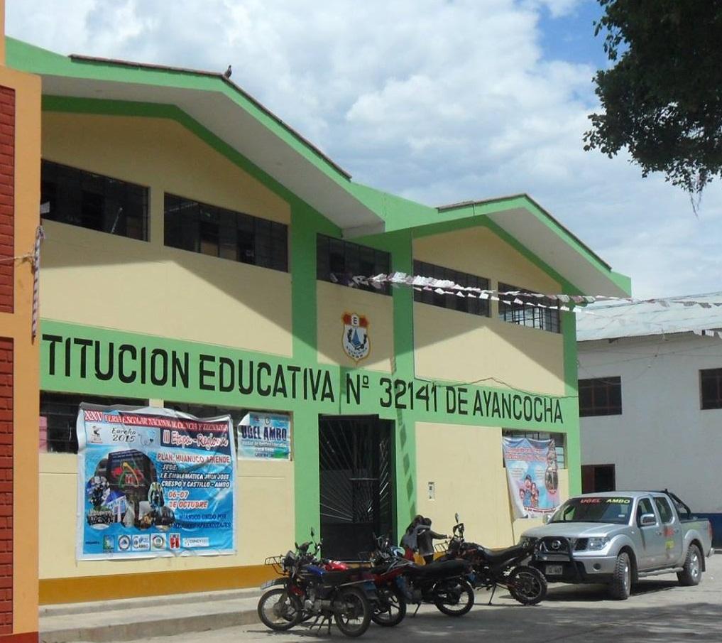 Escuela 32141 - Ayancocha