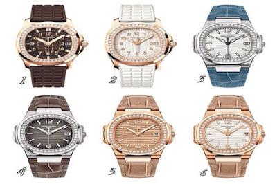 Patek Philippe: Refined Ladies Watches