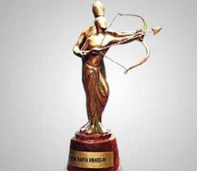 துரோணாசாரியார் விருது