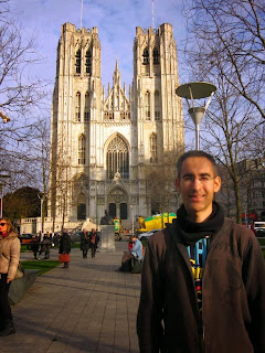 Cathedral of  Brussels