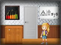 AmgelEscape Kids Room Escape 14