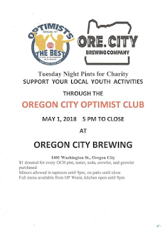 pnw optimist clubs fundraiser