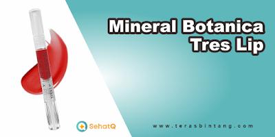 Mineral Botanica Tres Lip