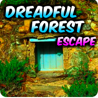AvmGames Dreadful Forest Escape