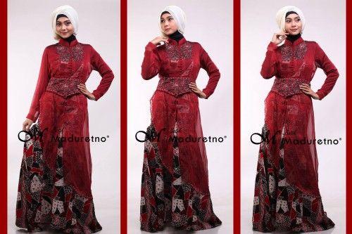 Model Kebaya Wisuda Syar'i Untuk Wanita Muslimah Modern
