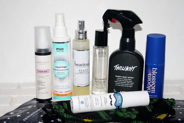 7 best sleep sprays and mists