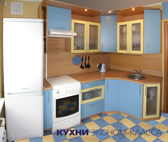 Изготовление кухонь по индивидуальному заказу