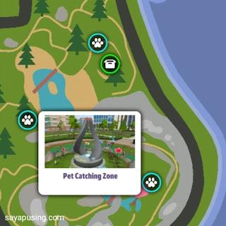 Virtual Sim Story Dream Life : Pet List