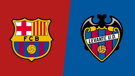 برشلونة ضد ليفانتي ... مباراة تحديد المصير - الدوري الإسباني