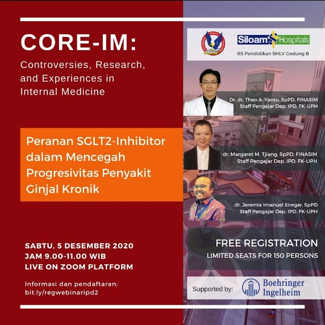 """CORE-IM: Controversies, Research, and Experiences in Internal Medicine"""