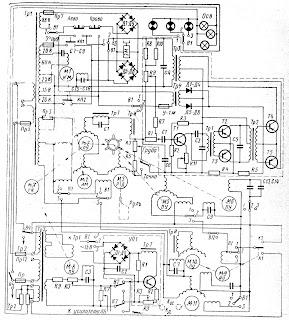 Схема авторулевого АТР-10