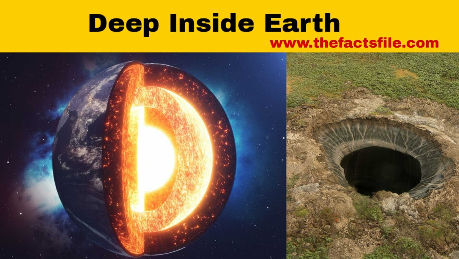 धरती के कितने अन्दर तक छेद किया जा सकता है?   Pruthvi ke kitne andar tak chhed kar sakte hai?