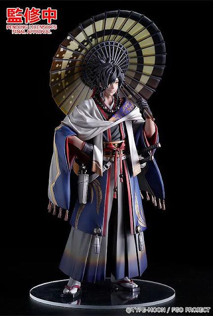 Fate/Grand Order 1/8 Scale Figure Assassin/Okada Izo: Festival Portrait Ver.