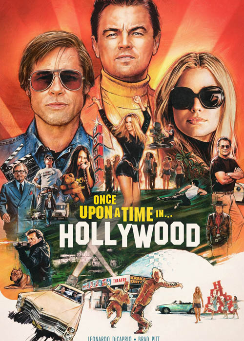 Once Upon A Time in Hollywood Full Movie in Hindi Download 123movies Putlockers
