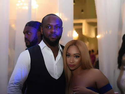 Seyi Tinubu And Wife, Layal Welcome Baby Boy