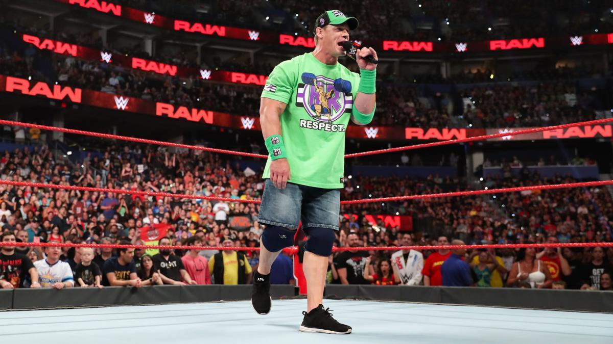 John Cena está preocupado com a estabilidade da WWE