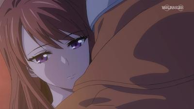[HarunaSubs] Yubisaki kara Honki no Netsujou Osananajimi wa Shouboushi Episode - 01 Subtitle Indonesia