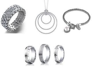 Joyas y anillos para regalar en navidad