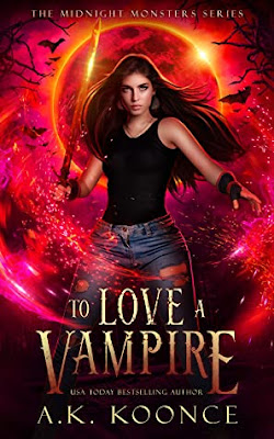 To Love a Vampire by A.K. Koonce Download