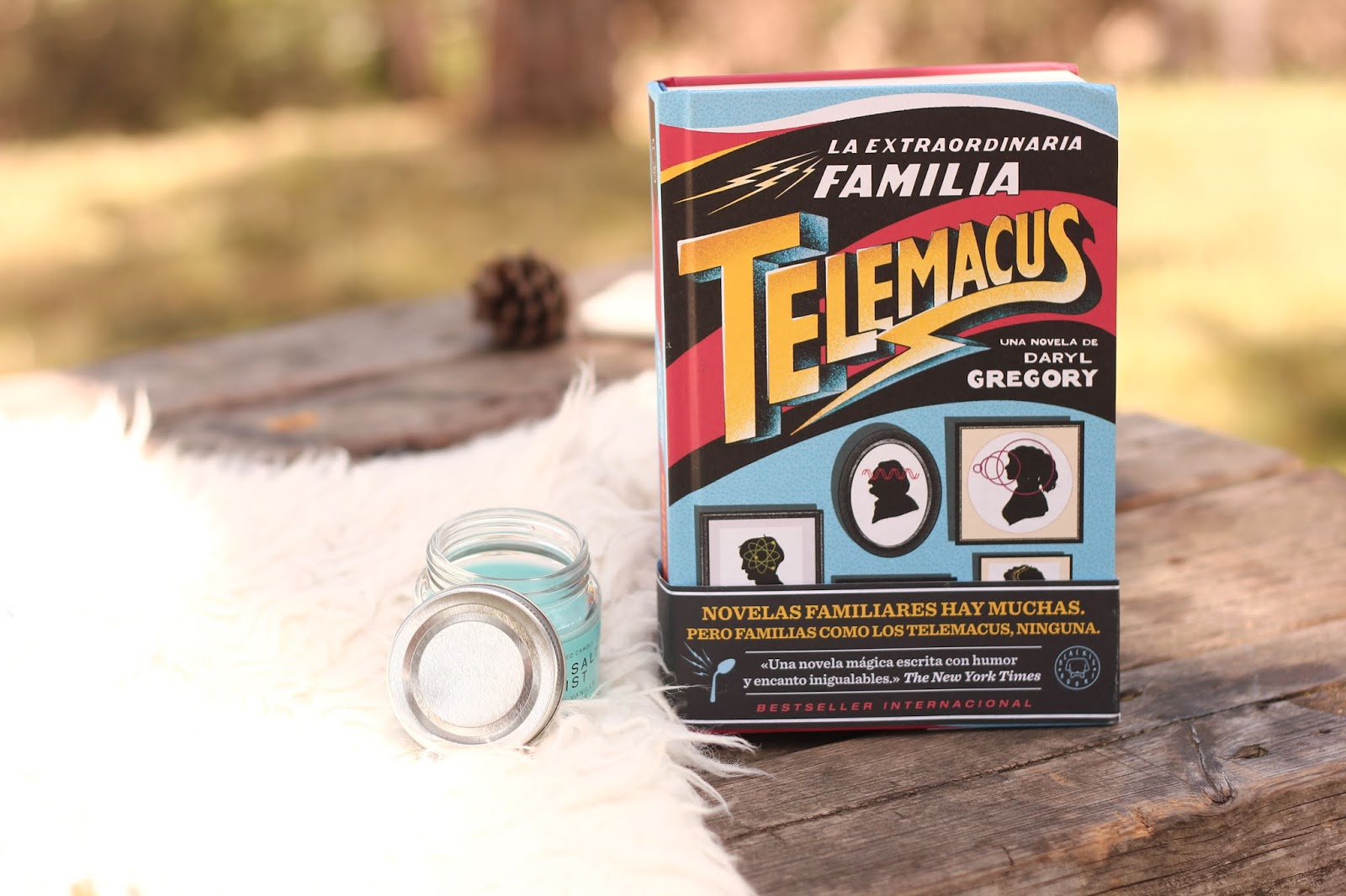 La Increíble familia Telemacus