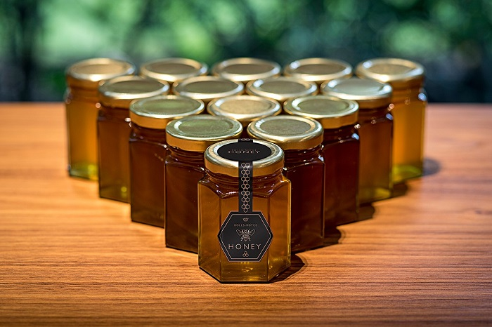 Rolls Royce carmaker produce honey