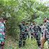 Danrem 092/Maharajalila Tinjau Lokasi Sasaran TMMD ke-109 Wilayah Perbatasan Kodim 0910/Malinau Tahun 2020