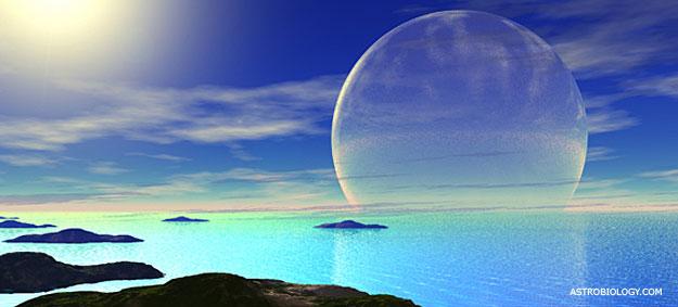 Resultado de imagen de Biofirmas en el cielo