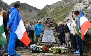 PM inaugurates memorial for Air India crash victims in France