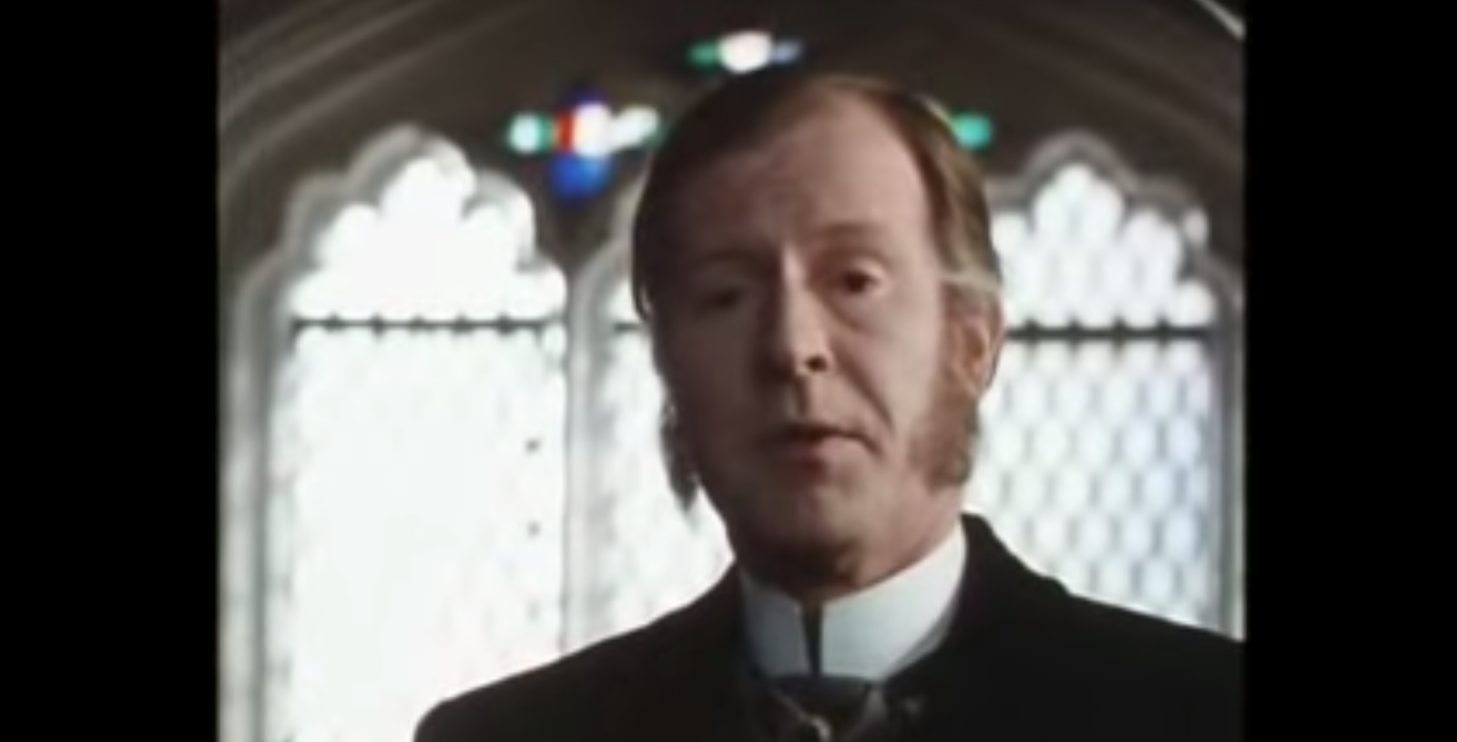 "Alan Howard as the Duke of Holdernesse in ""The Priory School"""