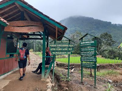 Simaksi Gunung Sanggabuana