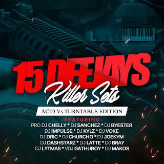 BEST OF DANCEHALL,BONGO,AFRO MIX 2019 - 15 DJS IN 1 MIXTAPE! FEARTURING PRO DJ CHELLY, DJ SANCHEZ,DJ BYESTER, DJ IMPULSE, DJ KYLZ MWAKI MWAKI, DJ VOKE, DJ DRICKE, DJ CHURCHO, DJ JOEKYM, DJ DASHSTARZ, DJ LATTE, DJ BRAY, DJ LYTMAS,VDJ GATHUBWOY & DJ MAKOS