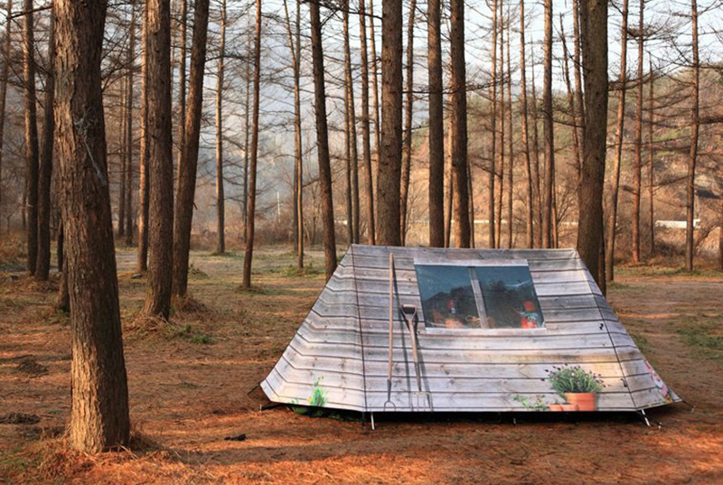 The Digitally Printed Flysheets Are What Make These Tents Stand Out From  Any Other. Limited Editions By Contemporary Artists, Photographic Images Of  Food, ...
