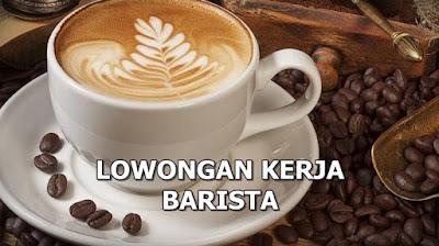 Lowongan Kerja Barista Captain Coffee Jl. Merdeka Pontianak