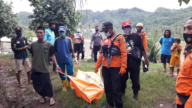 Korban Tenggelam di Sungai Kaligatel Ditemukan