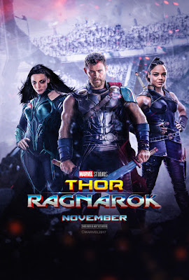 Thor Ragnarok 2017 Dual Audio 720p WEB-DL 1.1Gb ESub x264