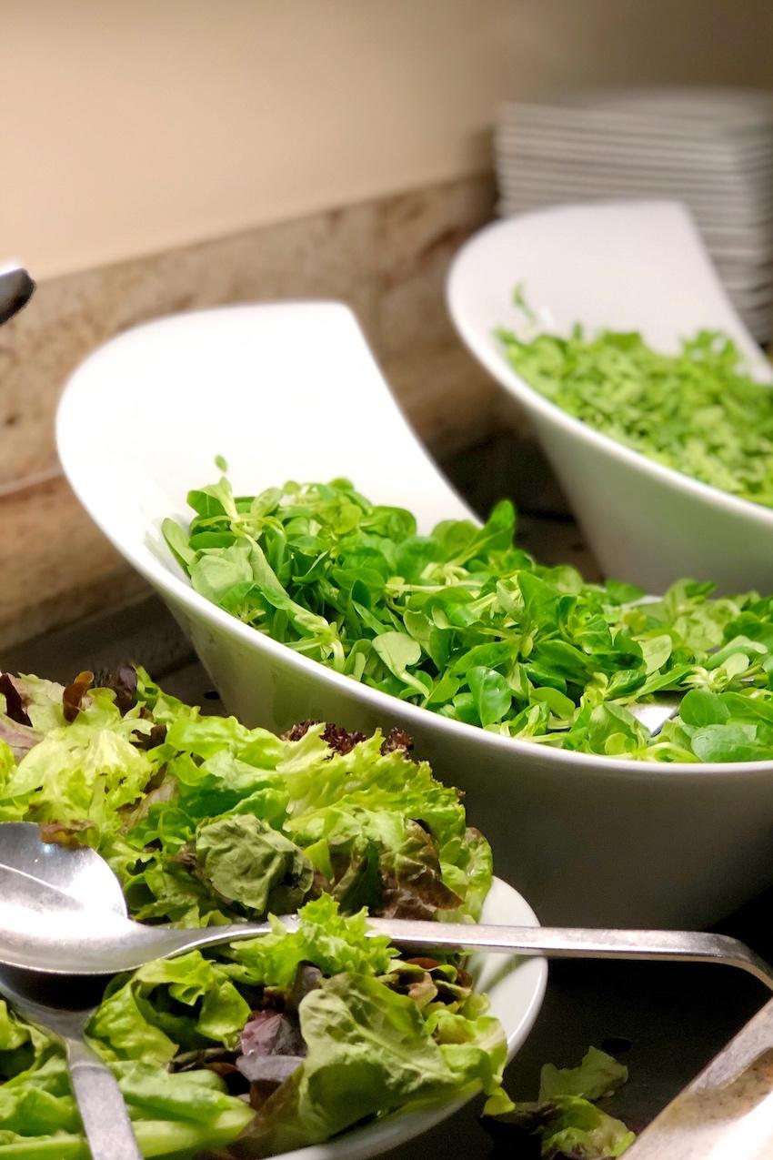 Salatbuffet  Bismarck Bad Hofgastein