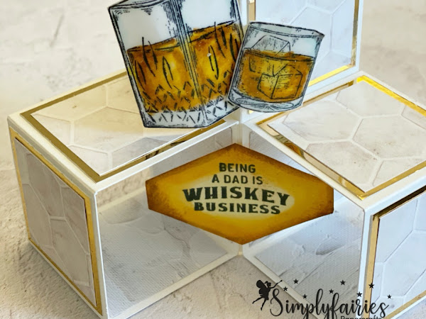 Whiskey Business, Wow Card Video, Stampin Up!