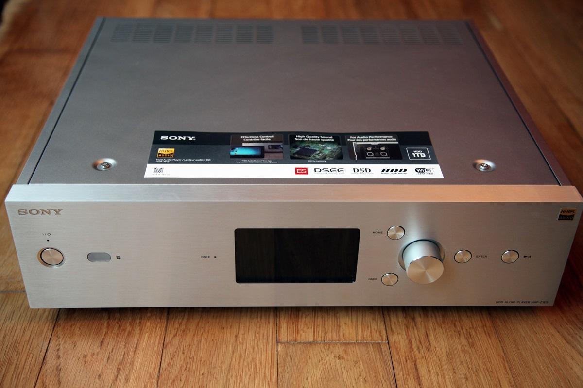 Eric's Hi-Fi Blog: Sony HAP-Z1ES