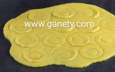طريقة عمل حلقات البطاطس الشيبسي المقرمشه