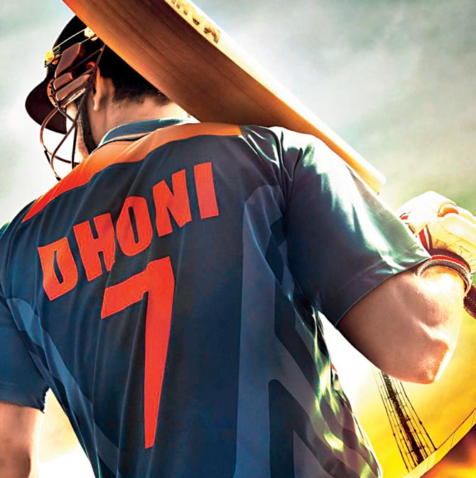 M S Dhoni The Untold Story Movie Dialogues Trailer M S Dhoni Posters
