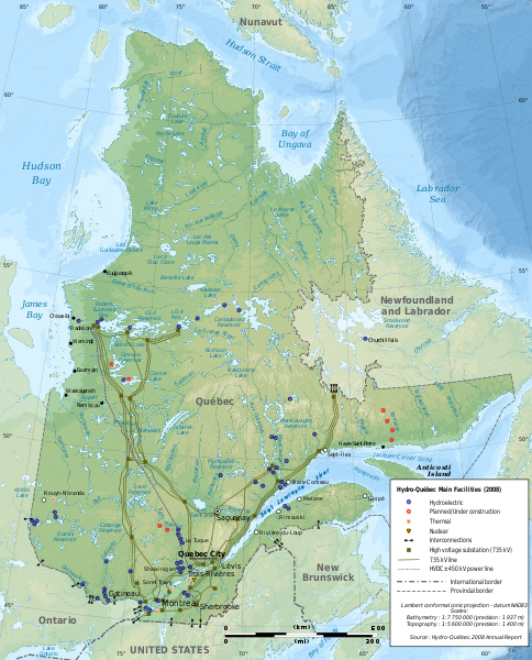 Quebec On Map Of Canada.Map Of Canada Regional City In The Wolrd Quebec Map Regional