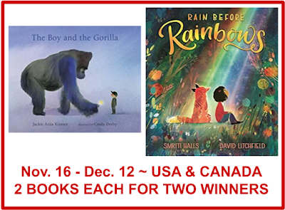 THE BOY AND THE GORILLA & RAIN BEFORE RAINBOWS