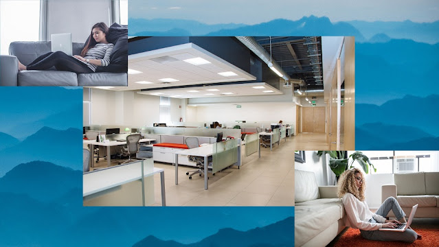 video meetings, collaboration, cloud work space