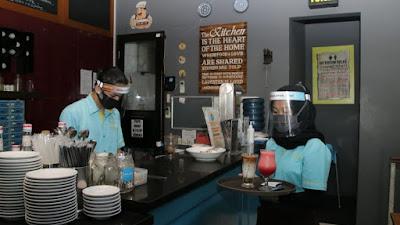 Lamongan Gencarkan Food Wrapping dan LA Pay Menuju New Normal