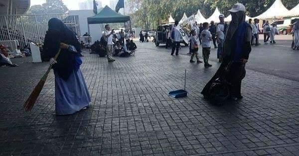 Pemprov DKI: 72 Ton Sampah saat Acara Prabowo di GBK, Bersih dalam Sekejap