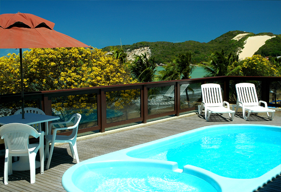 Reserva Ingá Praia Hotel - Praia da Ponta Negra - Natal